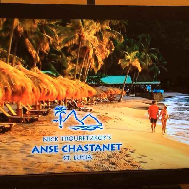 Did you see Anse Chastanet on Wheel of Fortune? #ansechastanet #stlucia #luxury #caribbean #resort #giveaway #tv #gameshow #prize #travel #vannawhite #patsajak