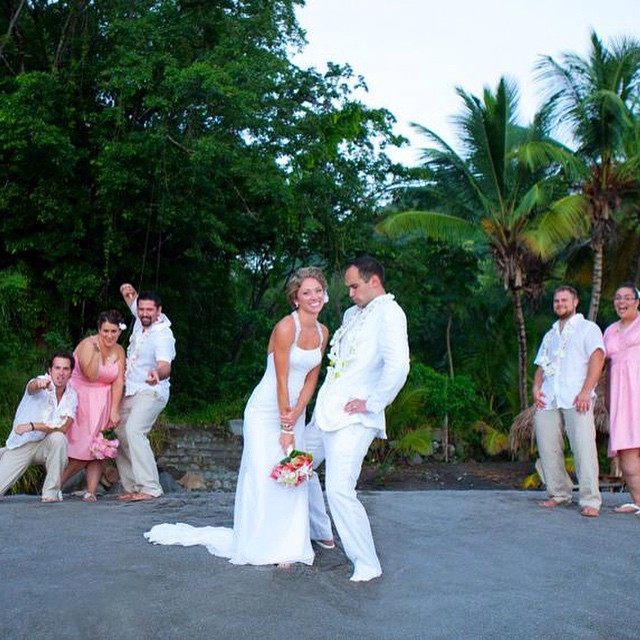 Your destination wedding in paradise! #ansechastanet #caribbean #weddings #luxury #travel
