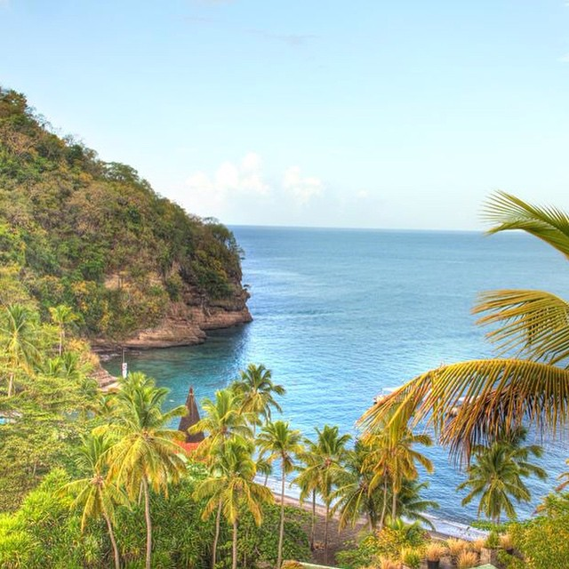 Isn't it time you got back to nature? Anse Chastanet #resort is just the place. #travel #luxury #travel #beauty #island #paradise #AnseChastanet #pitons #stlucia